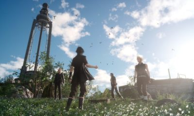 Final Fantasy XV luce mejor en Xbox One X, pero el rendimiento es mejorable 72
