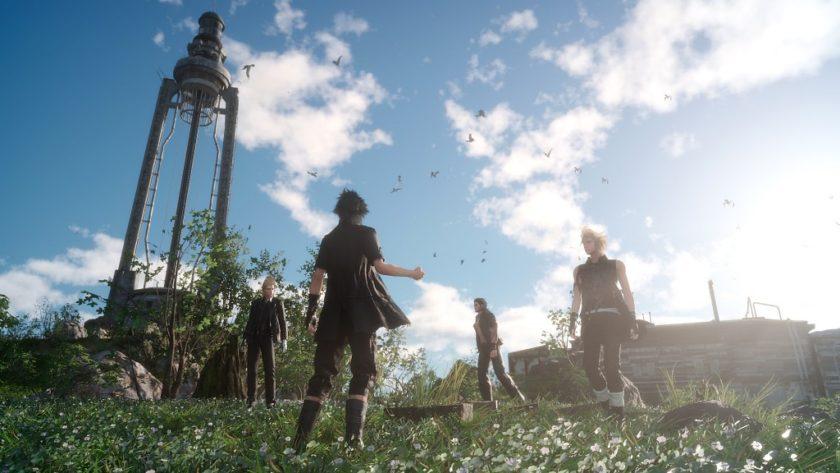 Final Fantasy XV luce mejor en Xbox One X, pero el rendimiento es mejorable