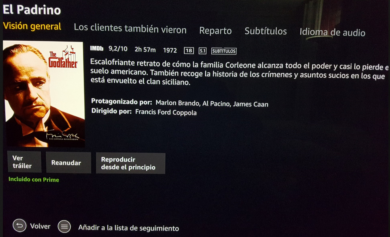 Analizamos el Fire TV Stick Basic Edition 45