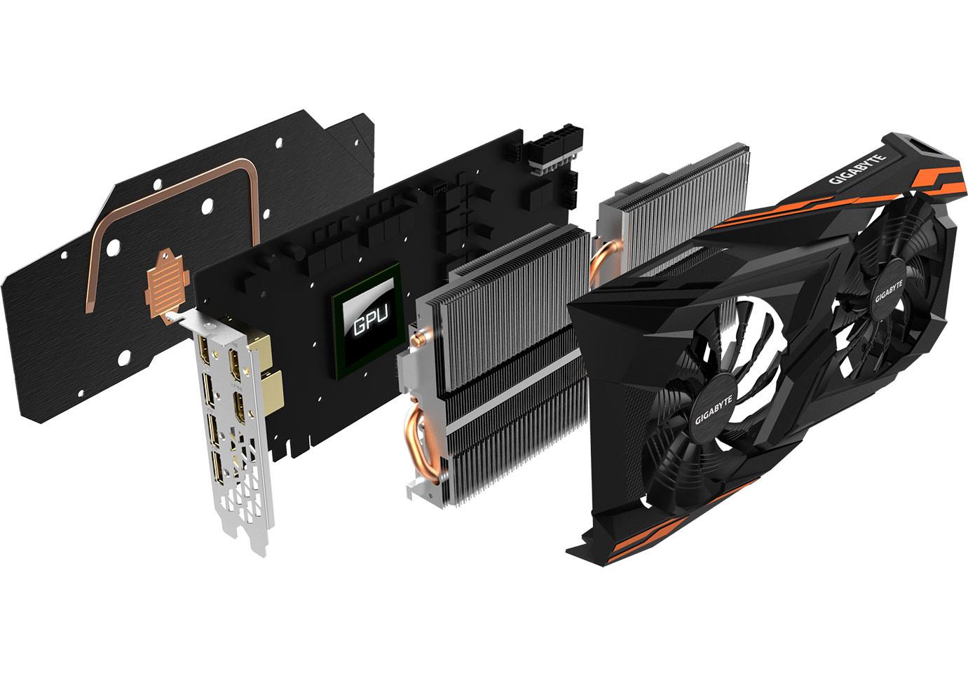 GIGABYTE Radeon RX Vega