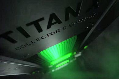 NVIDIA prepara una GTX TITAN Xp Collectors Edition