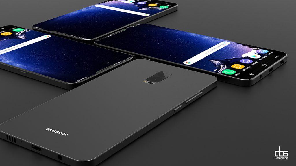 Samsung podría lanzar un Galaxy S9 Mini sin pantalla Edge 28