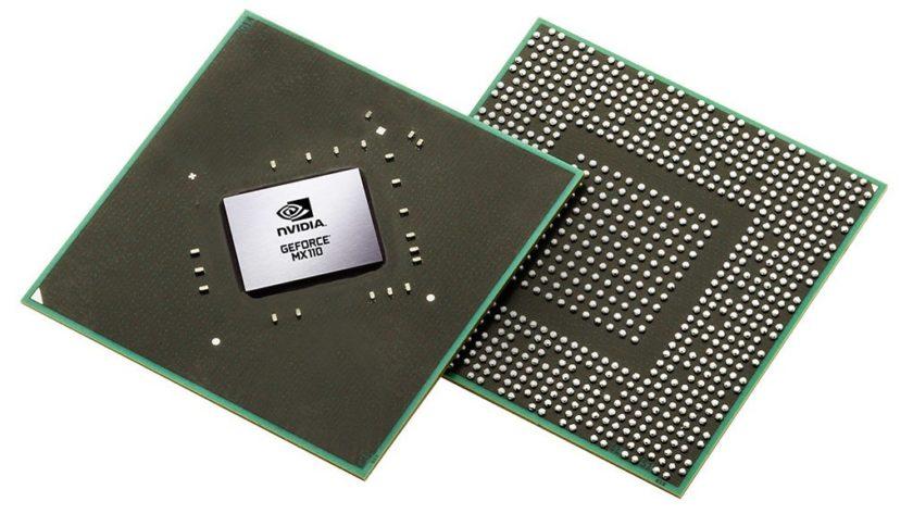 NVIDIA anuncia las GeForce MX130 y GeForce MX110 para portátiles
