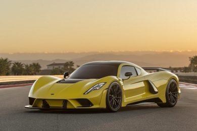 Hennessey Venom F5 promete ser el coche más rápido del mundo
