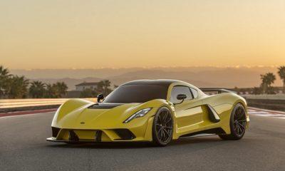 Hennessey Venom F5 promete ser el coche más rápido del mundo 29