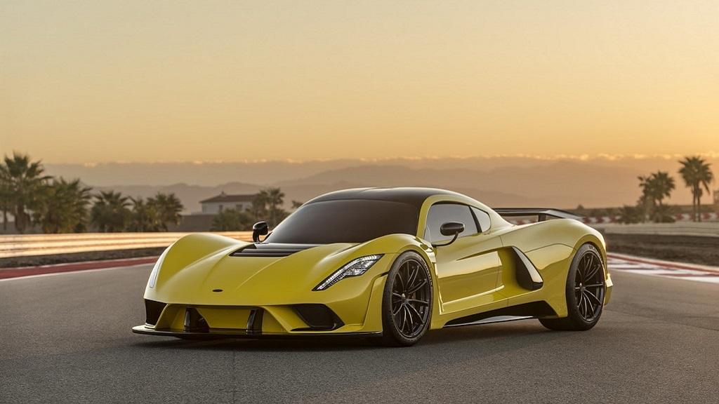 Hennessey Venom F5 promete ser el coche más rápido del mundo 31