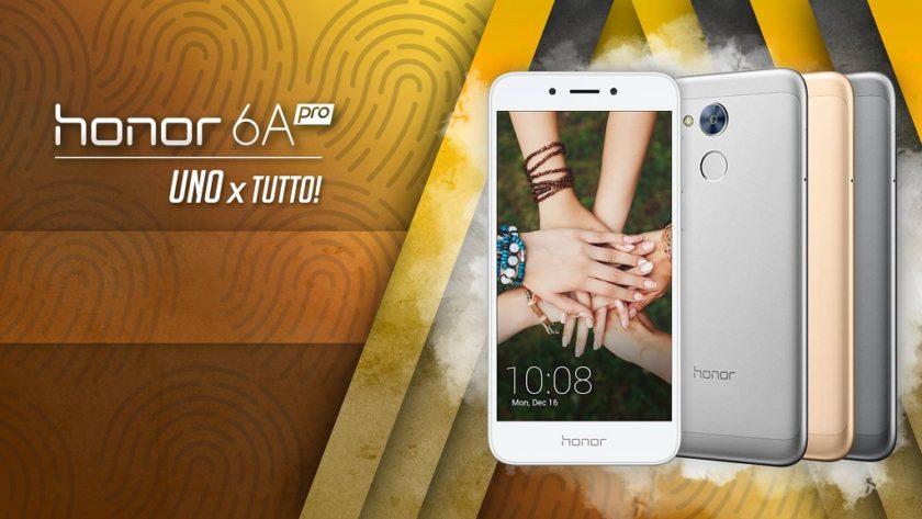 Honor 6A Pro llega a Europa, fecha de lanzamiento del Honor V10