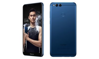 Huawei presenta el Honor 7X, especificaciones y precio 37