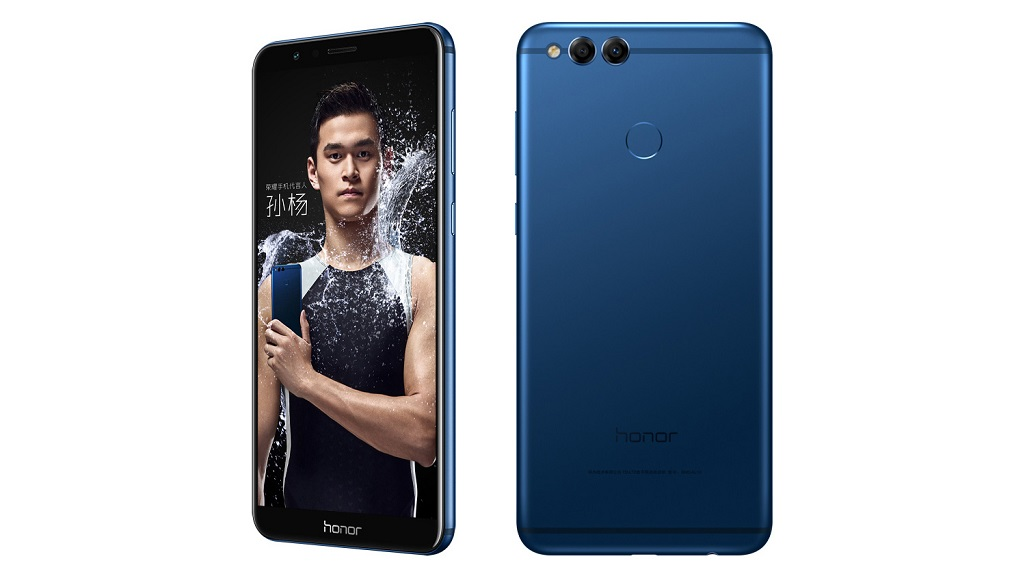 Huawei presenta el Honor 7X, especificaciones y precio 29