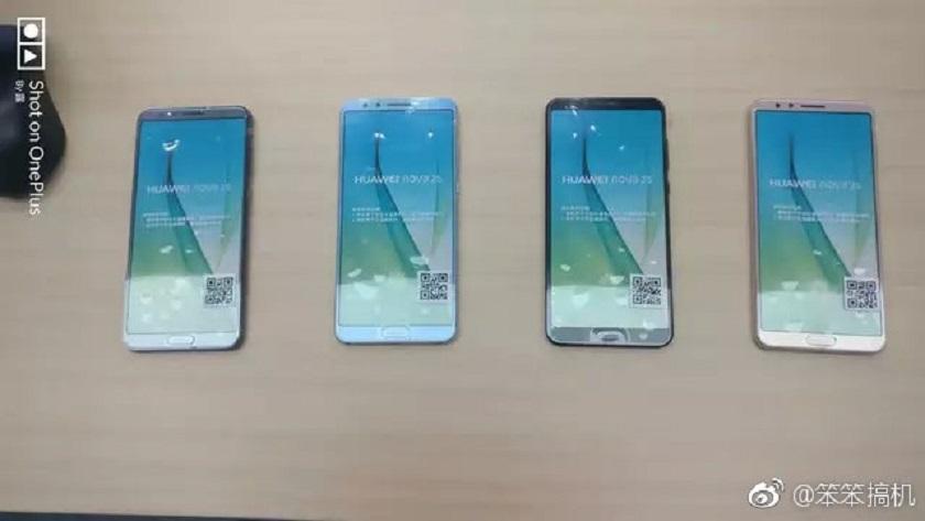 Asoma el Huawei Nova 2S; smartphone de gama alta con doble cámara 28