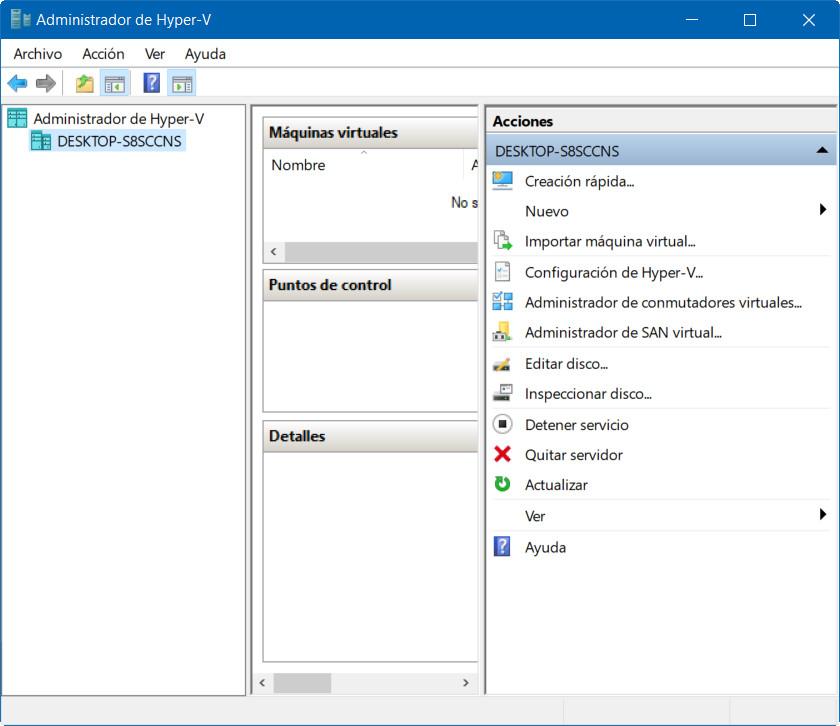 Cómo usar Hyper-V para correr cualquier distro Linux en Windows 10 39