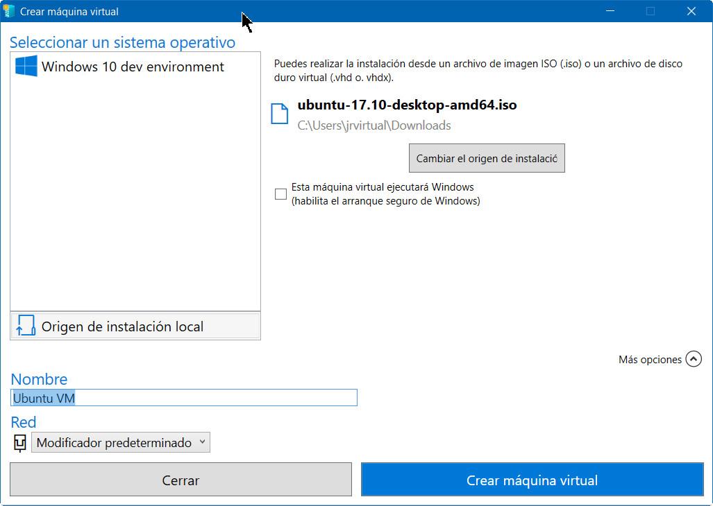 Cómo usar Hyper-V para correr cualquier distro Linux en Windows 10 41
