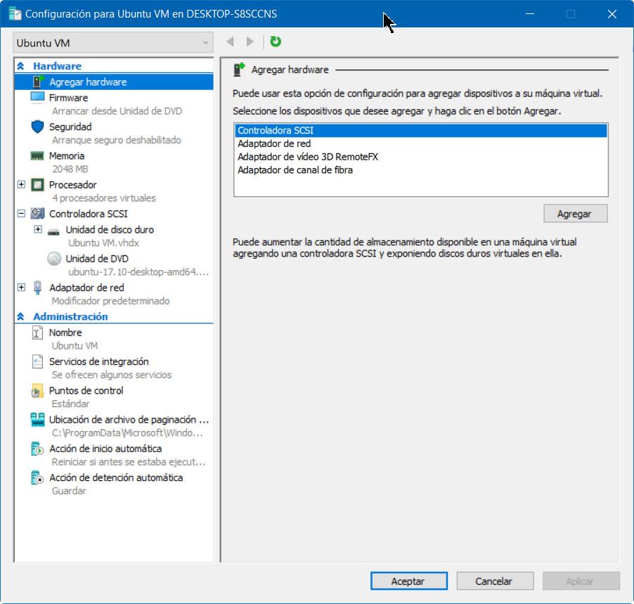Cómo usar Hyper-V para correr cualquier distro Linux en Windows 10 45