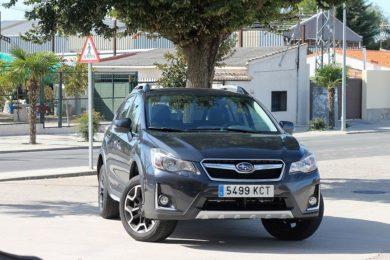 Subaru XV, en serio
