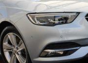 Opel Insignia 2017, agazapado 80