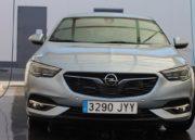Opel Insignia 2017, agazapado 78