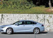 Opel Insignia 2017, agazapado 56