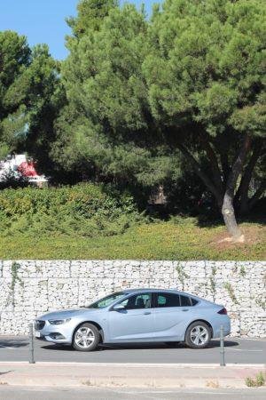 Opel Insignia 2017, agazapado 36