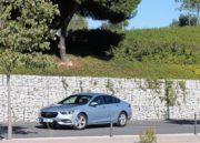 Opel Insignia 2017, agazapado 150