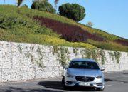 Opel Insignia 2017, agazapado 144