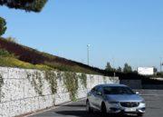 Opel Insignia 2017, agazapado 142