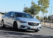 Opel Insignia 2017, agazapado 140