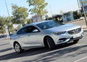 Opel Insignia 2017, agazapado 138