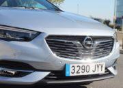 Opel Insignia 2017, agazapado 136