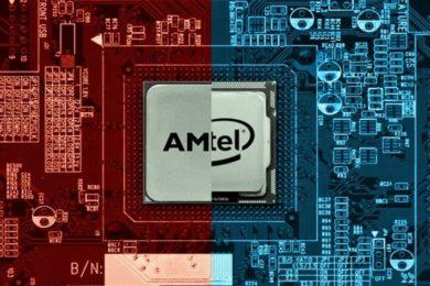 Intel y AMD se unen para luchar contra NVIDIA en el sector portátil