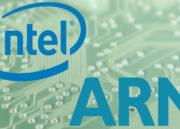 chips ARM de Intel