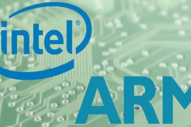 Los primeros chips ARM de Intel pueden llegar a finales de año