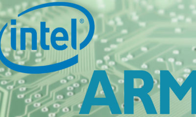 chips ARM de Intel