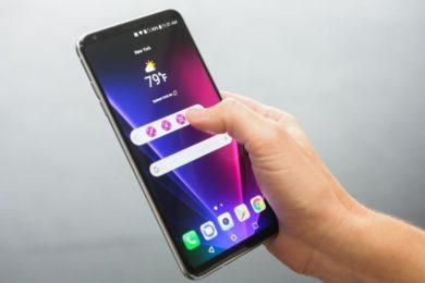 El LG G7 también podría ser anunciado en enero de 2018