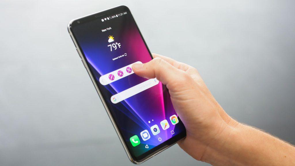El LG G7 también podría ser anunciado en enero de 2018 29