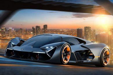 Lamborghini Terzo Millennio, un concepto de supercoche de ensueño
