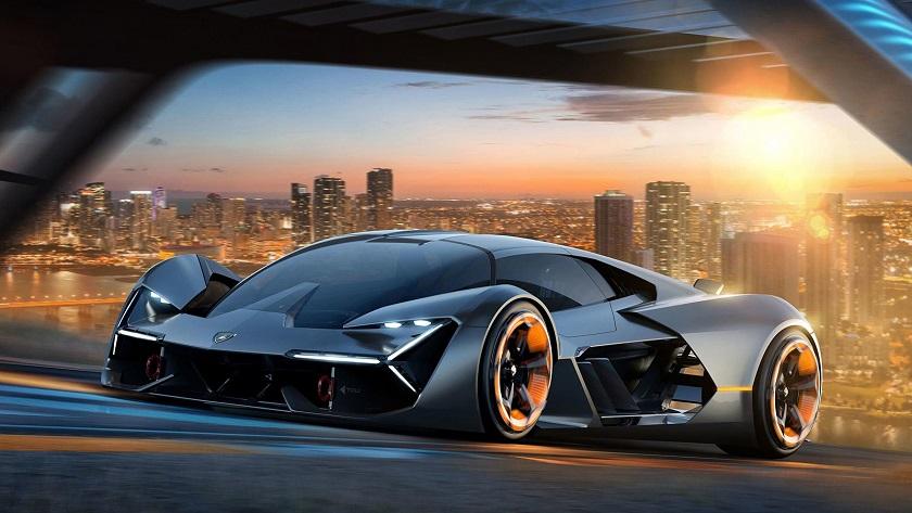 Lamborghini Terzo Millennio, un concepto de supercoche de ensueño 30