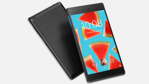 Nuevos tablets Lenovo para gama de entrada desde 80 dólares
