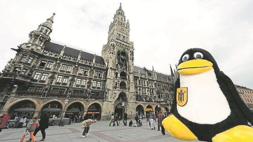 Múnich abandonará Linux y volverá a Windows en 2020