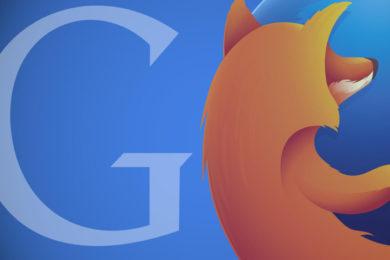 Mozilla y Google, de nuevo aliados en búsquedas