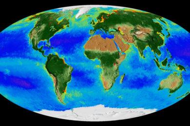 NASA muestra la evolución de la Tierra y el cambio climático