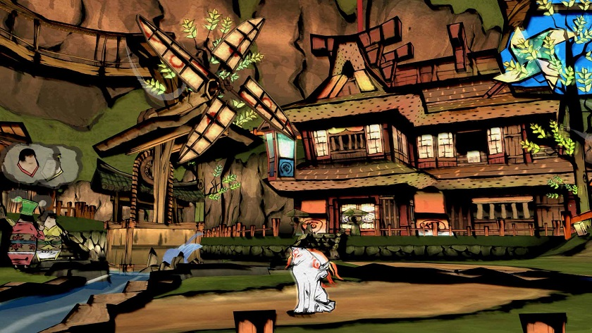 Requisitos de Okami HD para PC, fecha de lanzamiento oficial 36