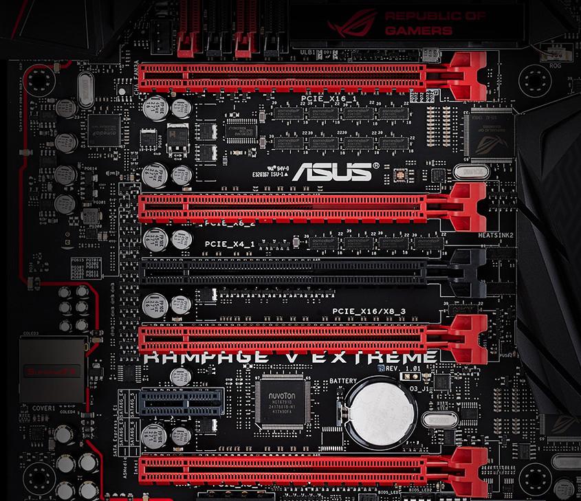 PCI Express, un bus único para el futuro del PC 33