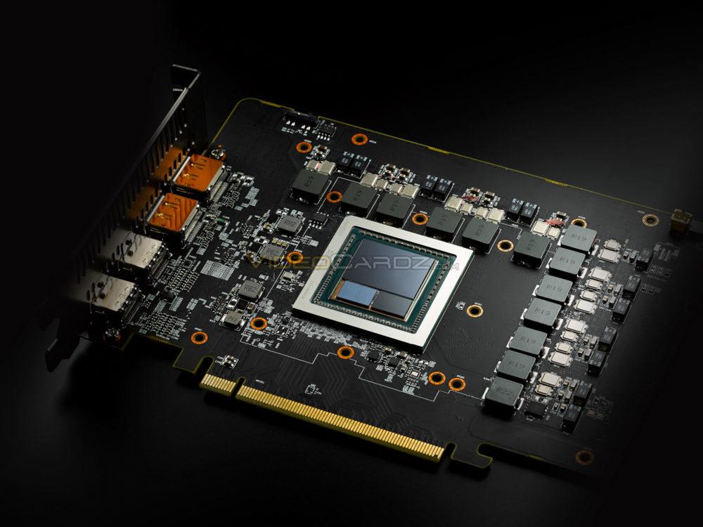 PowerColor Radeon RX Vega 64 Red Devil; eres grande, pequeña 31