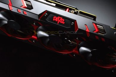 PowerColor Radeon RX Vega 64 Red Devil; eres grande, pequeña