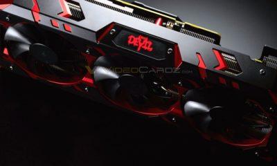 PowerColor Radeon RX Vega 64 Red Devil; eres grande, pequeña 43