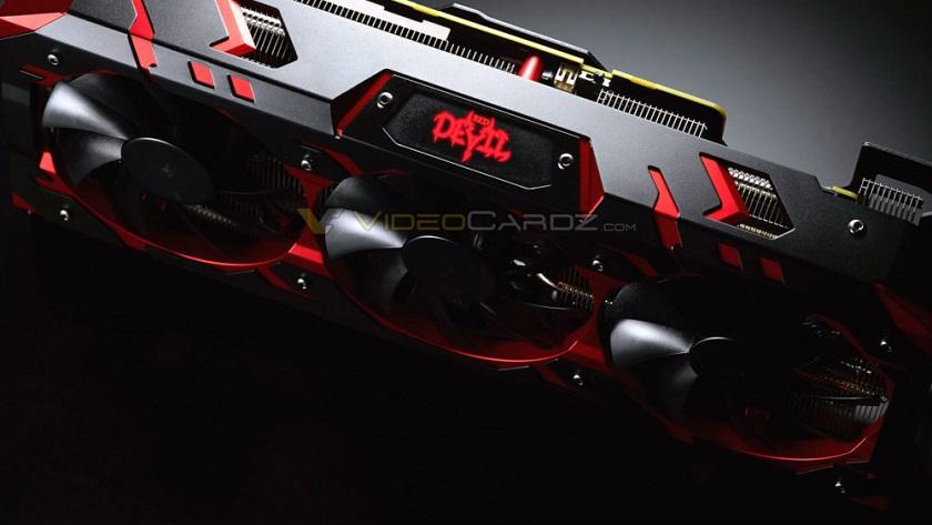 PowerColor Radeon RX Vega 64 Red Devil; eres grande, pequeña 29
