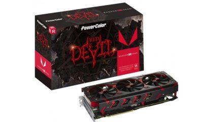 PowerColor Radeon RX Vega 64 Red Devil listada, precio y especificaciones 39