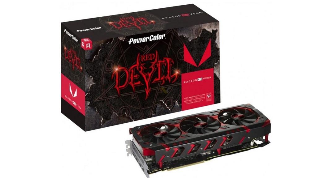 PowerColor Radeon RX Vega 64 Red Devil listada, precio y especificaciones 31