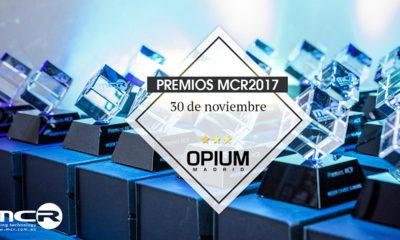 MCR te invita a conocer las mejores tecnologías del año 47