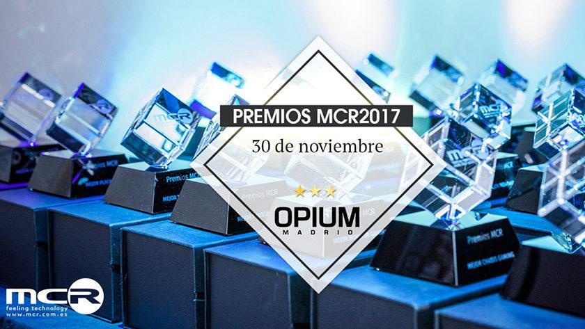 Premios MCR 2017, estos son los candidatos
